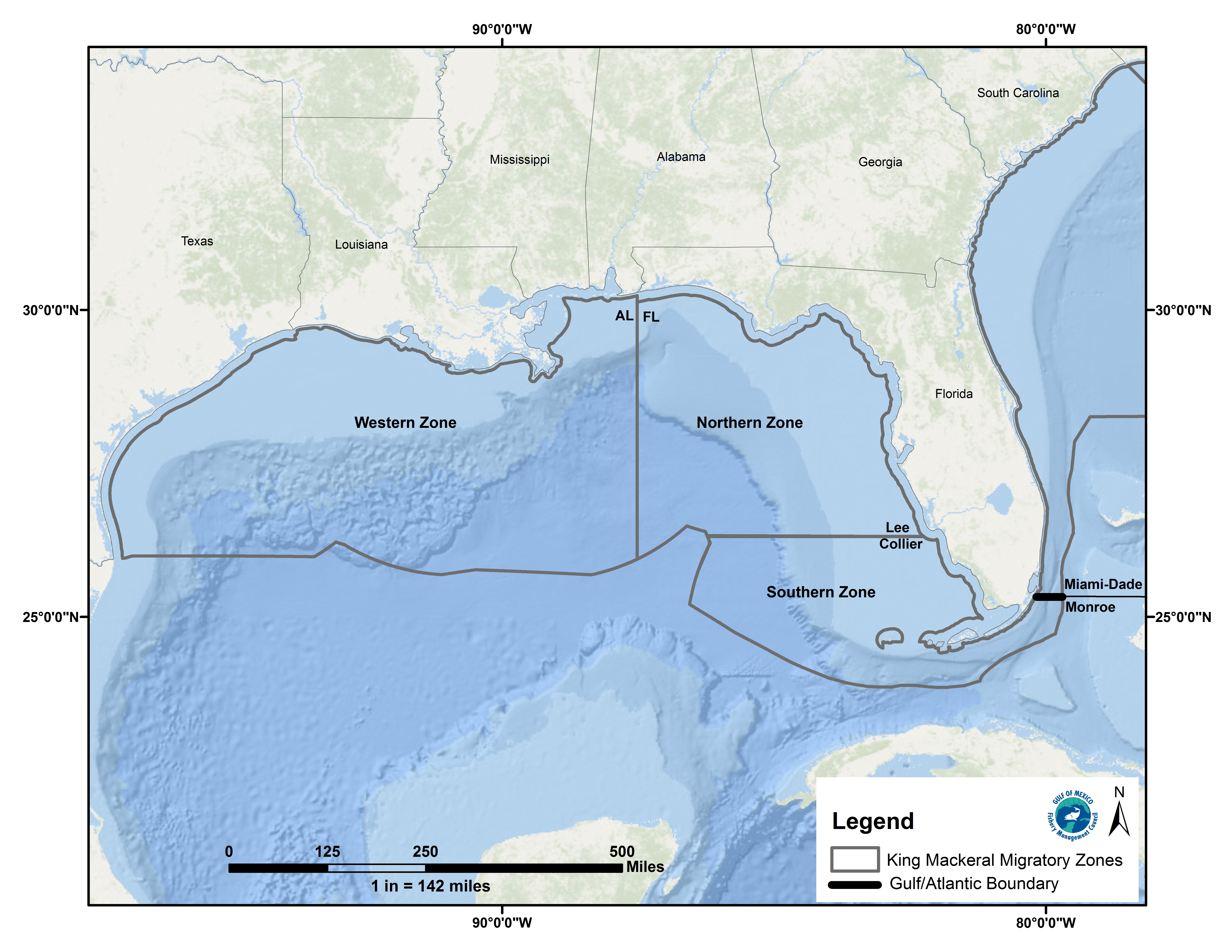 King Mackerel Zone